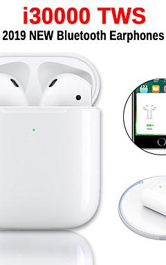 povoljno -originalne i30000 tws prave bežične slušalice iskoči s ios pametnim upravljanjem osjetljivim na dodir, bežično bluetooth 5.0 stereo slušalice s kućištem za punjenje