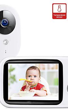 povoljno -didseth bežični video boja za bebe monitor pal ntsc 352 x 240 ip kamera sa 3,2 inča lcd ir kamerom dvosmjerni audio razgovor noćni vid nadzorna sigurnosna kamera