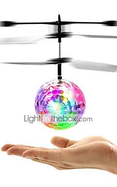 رخيصةأون -لطيف زهرة خرافية نمط عذراء الطيران لعبة مع ضوء أدى (USB قابلة لإعادة الشحن)