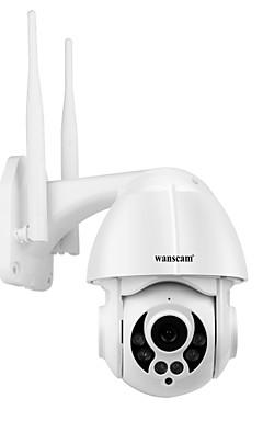 povoljno -wanscam k38d 1080p wifi ip lice lice otkriva automatsko praćenje 4x zumiranje dvosmjerni audio p2p cctv sigurnosni nadzor vanjski utor za sd karticu