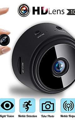 povoljno -mini bežična kamera 32g tf kartica hd aplikacija 25fps p2p ip wifi kamera 1080p detekcija pokreta noćnog vida 2 mp sigurnost ip kamera unutarnja podrška 64 gb / cmos / 50/60 / iphone os / android