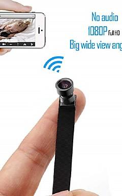 povoljno -špijunska kamera bežični wifi ip skrivena diy digitalna video kamera mini micro dvr dv, crna