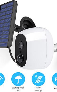 povoljno -didseth 1080p vanjska solarna kamera wifi bežična punjiva baterija ip kamera pir senzor pokreta sigurnosni video nadzor
