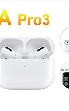 povoljno -ap pro tws bluetooth slušalice bežične slušalice 1 1 air 3 pro pametni senzori slušalice 8d hi-fi stereo slušalice airpodding
