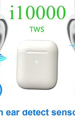 povoljno -LITBest i10000 TWS True Bežične slušalice Bez žice EARBUD Bluetooth 5.0 Isključivanje buke Stereo Dvostruki upravljački programi
