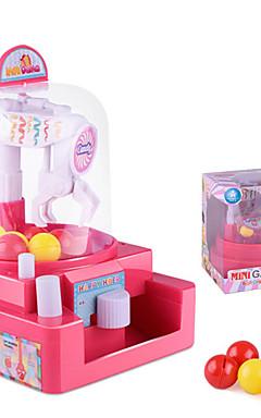 ieftine -1 pcs Jocuri Puzzle de masă Slot Machine Bank potul cel mare Plastic Minge Prăjit Interacțiunea familială Mini Handheld Pocket portabil Pentru copii Adulți Jucarii Cadouri