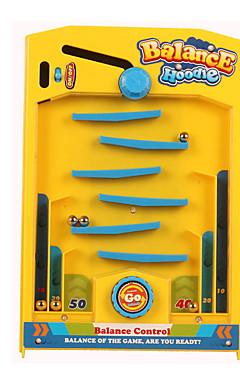 ieftine -1 pcs Jocuri Puzzle de masă Labirint mingea Puzzle Ball Joc Arcade de masă Jocuri de birou Plastic Rafinat Jucarii de decompresie Interacțiunea familială Adulți Pentru copii Toate Favoare de petrecere
