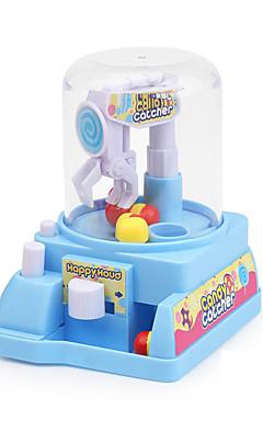 ieftine -1 pcs Mașină de gheare Joc Arcade de masă Plastic Minge Prăjit Jucarii de decompresie Mini Handheld Pocket portabil Pentru copii Adulți Jucarii Cadouri