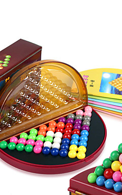ieftine -1 pcs Jocuri Puzzle de masă Puzzle Ball Joc Arcade de masă Jocuri de birou Plastic Rafinat Jucarii de decompresie Interacțiunea familială Pentru copii Toate Jucarii Cadouri