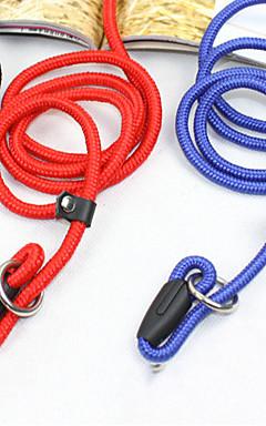 ieftine -Câini Pisici Gulere Lese Retractabil lolita 210D Nylon Negru Rosu Albastru