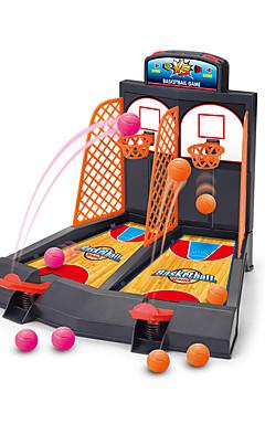 ieftine -1 pcs Jucarii de baschet Joc Arcade de masă Joc de împușcare a baschetului Jocuri de birou Plastic Rafinat Jucarii de decompresie Interacțiunea familială Basketball Adulți Pentru copii Toate Favoare