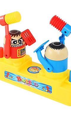 ieftine -1 pcs Joc de luptă Jocuri de birou Concursul de bătălie de luptă Box Plastic Jucarii de decompresie Interacțiunea familială 2 jucători Navă de luptă Pentru copii Adulți Favoare de petrecere pentru