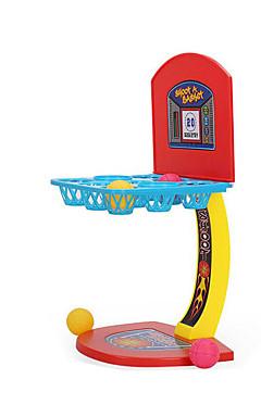 ieftine -Joc Arcade de masă Joc de împușcare a baschetului Jocuri de birou Cos de baschet Set baschet baschet Portabil Ajustabil Rafinat Jucarii de decompresie Interacțiunea familială Basketball Interior