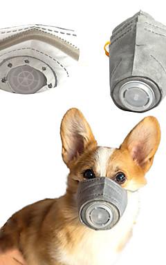 ieftine -Câini Pisici Animale de Companie Botnițe Portabil Respirabil Ajustabile / Retractabil Mată Netesute Gri Husky Labrador Malamute de Alasca Dalmațian Border Collie Spitz Japonez