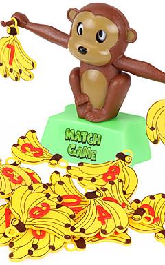 ieftine -1 pcs Jocuri Puzzle de masă Joc Arcade de masă Jocuri de birou Plastic Stres și anxietate relief Interacțiunea familială Educational Maimuţă Adulți Pentru copii Toate Favoare de petrecere pentru