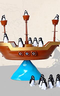 ieftine -1 pcs Jocuri Puzzle de masă Joc Arcade de masă Jocuri de birou Plastic Rafinat Jucarii de decompresie Interacțiunea familială Pinguin Adulți Pentru copii Toate Favoare de petrecere pentru Cadourile
