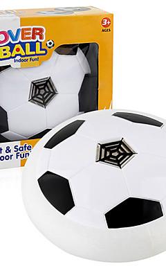 ieftine -Jucărie cu discuri de fotbal Carcasă de plastic Boutique Comun Iluminat LED Puterea aeriană Muzică Fotbal Pentru copii Toate Favoare de petrecere pentru Cadourile copilului