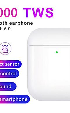 povoljno -i1000 tws bluetooth 5.0 in-ear pametni senzor tws bežične slušalice u crnoj boji& bijele slušalice iskaču slušalice pk i5000