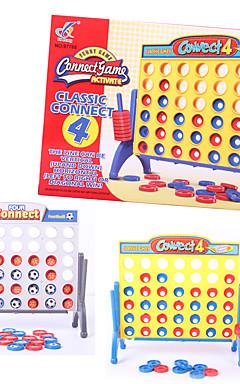 ieftine -43 pcs Jocuri de masă 4 în linie Temă Clasică Proiectat special Adorabil Interacțiunea părinte-copil Copilului Toate Jucarii Cadouri