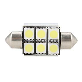 olcso Elektronikai kiegészítők-1db Festoon Izzók SMD LED 100-150 lm Kompatibilitás
