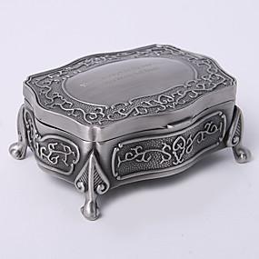 povoljno Kutija i prikaz nakita-personalizirani vintage tutania ljepušan nakit kutiju klasični ženski stil