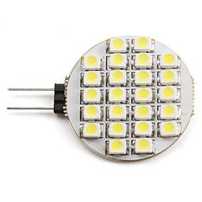 ieftine Spoturi LED-2 W Spoturi LED 6000 lm G4 24 LED-uri de margele SMD 3528 Alb Natural 12 V
