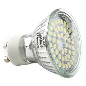 olcso LeXing-1db 3 W LED szpotlámpák 250-300 lm GU10 48 LED gyöngyök SMD 2835 Meleg fehér Hideg fehér Természetes fehér 220-240 V
