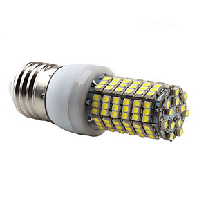 olcso EU Raktár-1db 5 W LED kukorica izzók 6000 lm E14 G9 GU10 T 138 LED gyöngyök SMD 2835 Meleg fehér Hideg fehér Természetes fehér 220-240 V / #