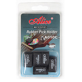 olcso Hangszerek és tartozékok-Alice - (a010c) gumi csákány holder/5-pack