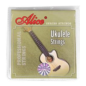 olcso Hangszerek és tartozékok-Alice - (au02) ukulele húrok (022-032)