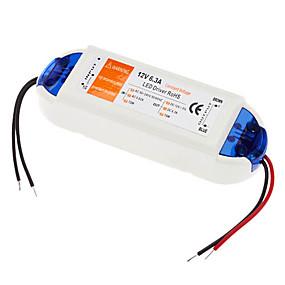 olcso LED szalagfény tartozékok-110-240 V Világítástechnikai tartozék Műanyag Áramellátás