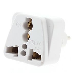 olcso Elektronikai kiegészítők-eu csatlakozó több csatlakozó univerzális úti adapter (110-240V)