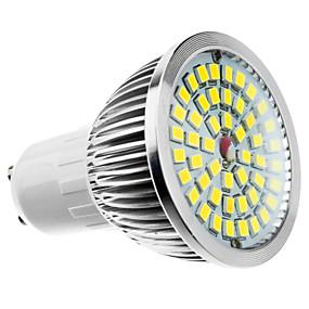 cheap LED Spotlights-1pc 6 W LED Spotlight 500-550 lm E14 GU10 GU5.3 48 LED Beads SMD 2835 Warm White Cold White Natural White 110-240 V 85-265 V