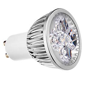 olcso US Raktár-LED szpotlámpák 350 lm GU10 LED gyöngyök Meleg fehér 220-240 V