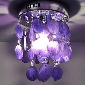 olcso Függőlámpák-LightMyself™ Függőlámpák Háttérfény Króm Mini stílus 110-120 V / 220-240 V Az izzó nem tartozék / E12 / E14