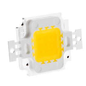 olcso US Raktár-diy 10w 820-900lm 900ma 3000-3500k meleg fehér fény integrált led modul (9-12v)