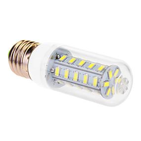 olcso EU Raktár-ywxlight® e27 5730smd 36led hűvös, fehér led led lámpák kukorica izzó csillár gyertya világítás ac 220-240v