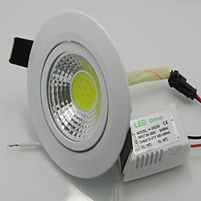olcso LED & Világítás-LED mélysugárzók 750 lm LED gyöngyök Természetes fehér 220-240 V