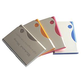 tanie Zaproszenia i akcesoria biurowe-Uchwyt na prezent dzień cukierków kolor wizytówki grawerowane spersonalizowane ojca (różne kolory)