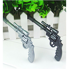 ieftine Rechizite-Markeri & Evidențiatoare Stilou Pixuri cu Bilă Stilou, Plastic Albastru Culori de cerneală For Rechizite școlare Papetărie Pachet de