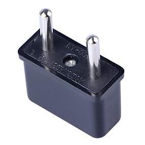 olcso $0.99-Új kiadás Négyszögletes US / AU / UK aljzat EU Plug AC adapter Dugók (125 ~ 250V)