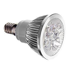 olcso LeXing-1db 4 W LED szpotlámpák 250-300LM E14 4 LED gyöngyök Meleg fehér Hideg fehér Természetes fehér 110-240 V