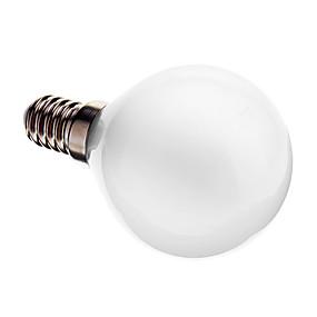 ieftine Becuri LED Glob-1 buc 3 W Bulb LED Glob 180-210 lm E14 G45 25 LED-uri de margele SMD 3014 Decorativ Alb Cald 220-240 V / # / RoHs