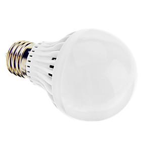 olcso EU Raktár-LED gömbbúrás izzók 550 lm E26 / E27 30 LED gyöngyök SMD 2835 Hideg fehér 220-240 V / #