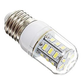 povoljno LED klipaste žarulje-1pc 3 W 270 lm E14 / E26 / E27 LED klipaste žarulje 24 LED zrnca SMD 5730 Toplo bijelo / Hladno bijelo 220-240 V