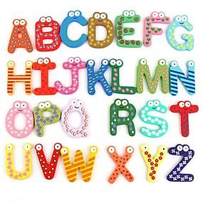 povoljno Igračke i razonoda-Magnetne igračke Kocke za slaganje Snažni magneti Magnetska igračka Drvo Dječji / Odrasli Dječaci Djevojčice Igračke za kućne ljubimce Poklon