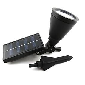 olcso Állólámpák-kültéri napelemes spotlámpa táj spot lámpa pázsit árvíz lámpa 4 led