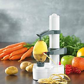 Χαμηλού Κόστους Κουζίνα και τραπεζαρία-αυτόματο ηλεκτρικό εργαλείο αποφλοιωτή πατάτας φρούτα χωρίς μετασχηματιστή