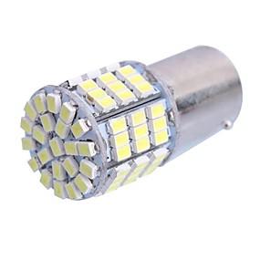 olcso Más LED fények-SO.K 1 darab BA15S (1156) Izzók 3 W Magas teljesítményű LED 500 lm 85 LED Hátsó lámpa For Univerzalno