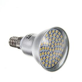 olcso LeXing-4 W LED szpotlámpák 2800 lm E14 PAR38 60 LED gyöngyök SMD 3528 Meleg fehér 220-240 V